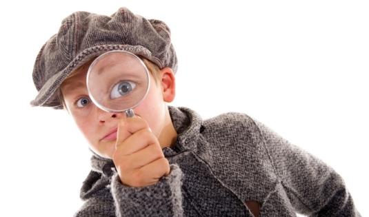 Junger Sherlock Holmes